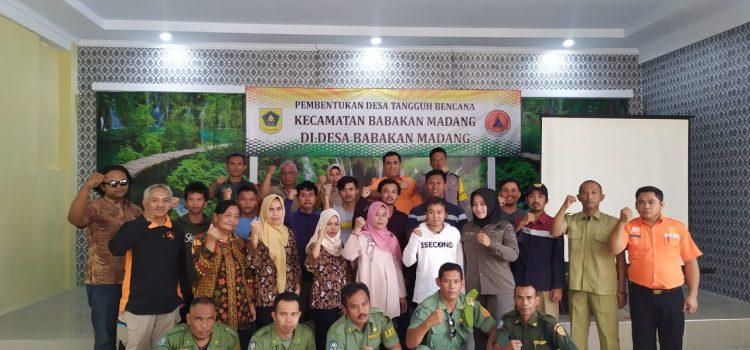 DESTANA (Desa Tangguh Bencana) di Desa Babakan Madang Kecamatan Babakan Madang