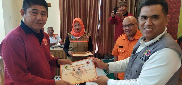Giat pelatihan bencana untuk ASN Kecamatan dan Perangkat Desa
