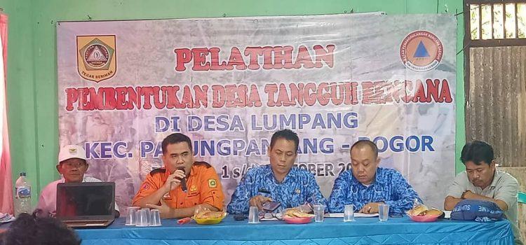 Pembentukan DESTANA di Kecamatan Parung Panjang