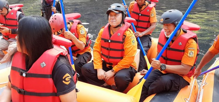 Peringatan Bulan Pengurangan Resiko Bencana Tingkat kabupaten Bogor, 08 Oktober 2019