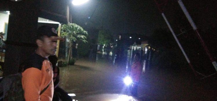 Banjir Perumahan Griya PMI Asri, Selasa 18 Februari 2020