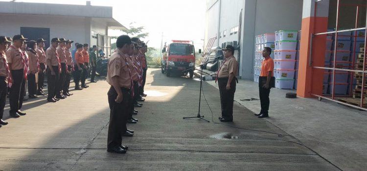 Tiap Tanggal 14 ASN dan Non ASN BPBD Kabupaten Bogor Wajib Memakai Seragam Pramuka