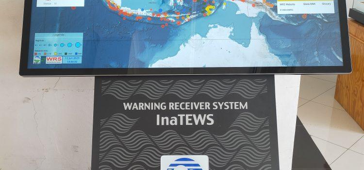 BPBD Kabupaten Bogor Perkenalkan Sistem Deteksi Dini Gempa