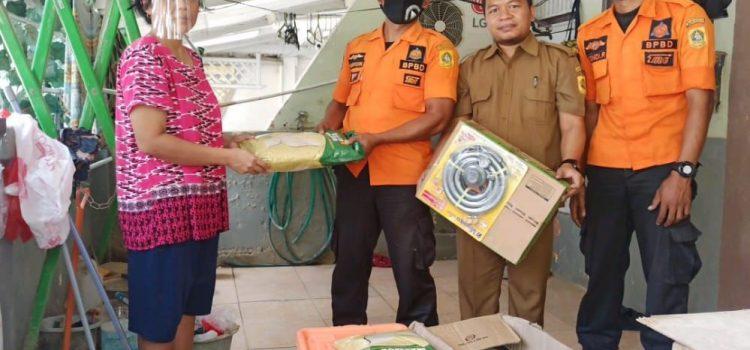 Pengiriman Bantuan Logistik ke Kecamatan Gunung Putri