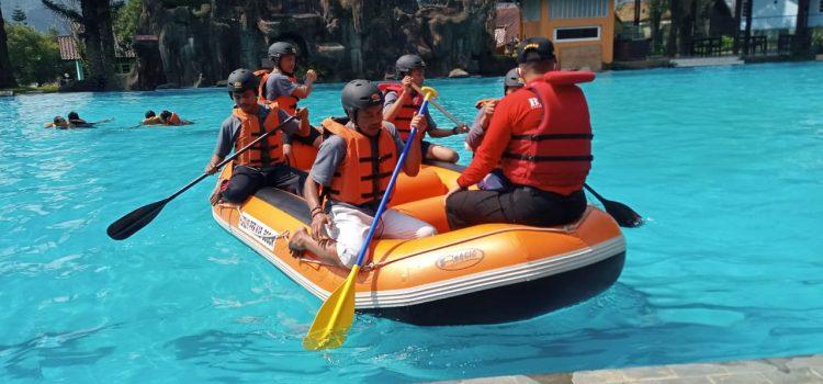 BPBD Melaksanakan Pelatihan Water Rescue