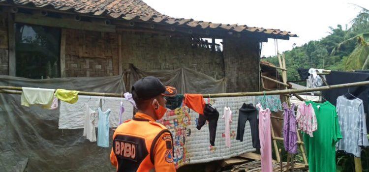 BPBD Kabupaten Bogor Siaga Tanah Longsor