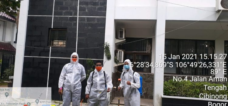 BPBD Kabupaten Bogor Siaga pencegahan COVID19