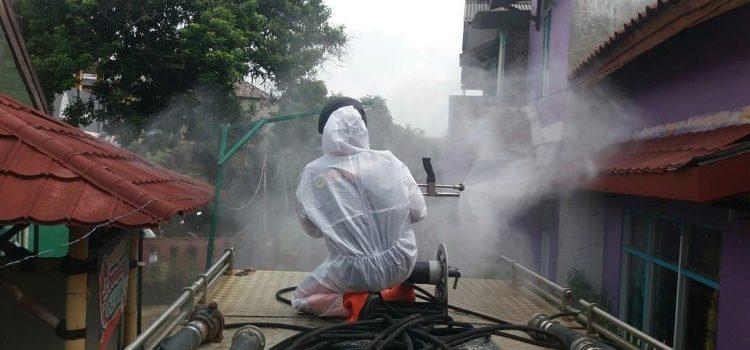 BPBD Kabupaten Bogor Penanggulangan/ Pencegahan virus Covid-19