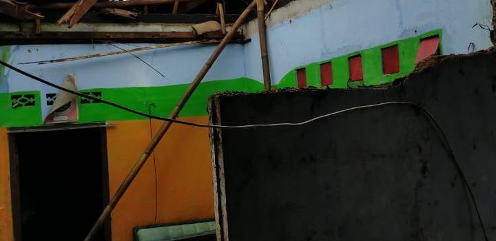 BPBD Kabupaten Bogor, Siaga Angin Kencang Kecamatan cijeruk