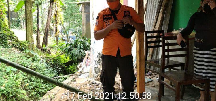 BPBD Kabupaten Bogor Siaga Angin Kencang Kecamatan Megamendung
