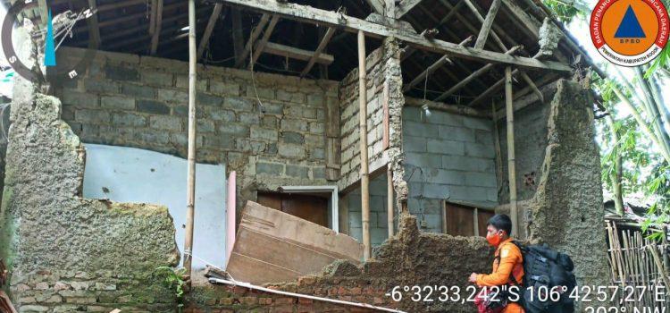 BPBD Kabupaten Bogor Siaga Pergeseran tanah Kecamatan Ciampea