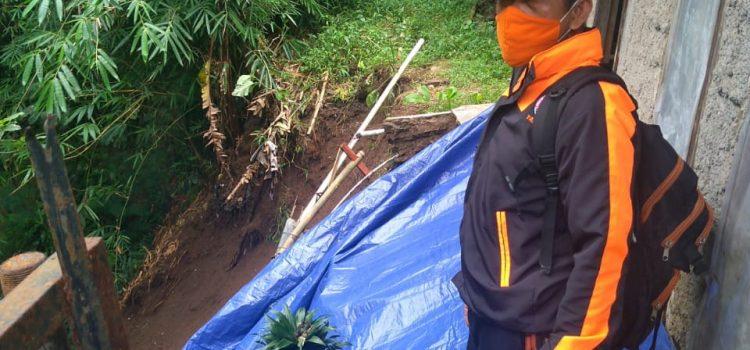 Bencana Tanah Longsor Desa Tugu Selatan Kecamatan Cisarua